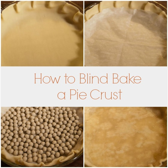 How to Blind Bake a Pie Crust - A Family Feast