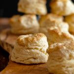 Sweet Buttermilk Biscuits - A Family Feast