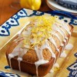 Lemon Iced Tea Loaf _A Family Feast
