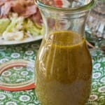 Greek Salad Dressing - A Family Feast