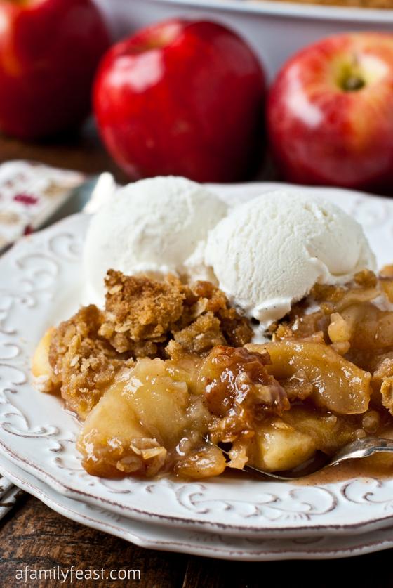 apple crisp i apple crisp apple crisp apple crisp ii low sugar apple ...