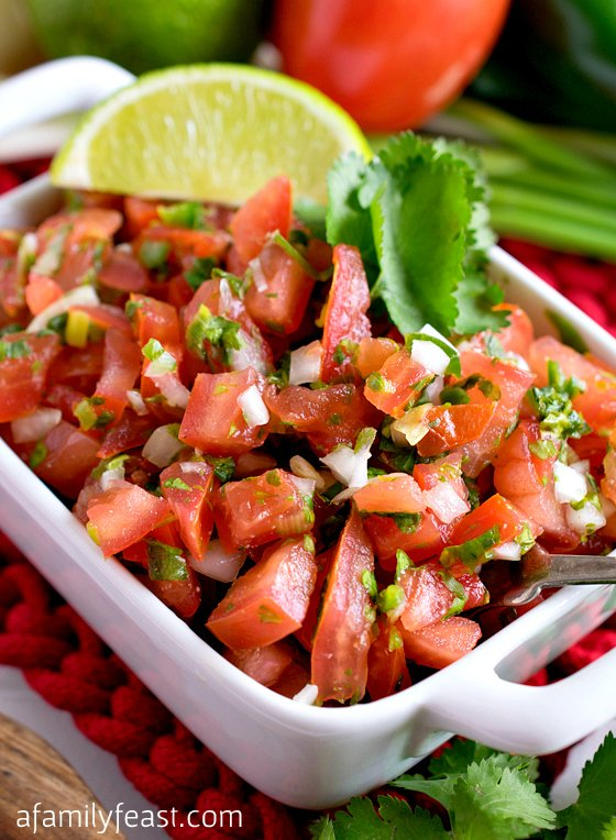Pico de Gallo - A Family Feast
