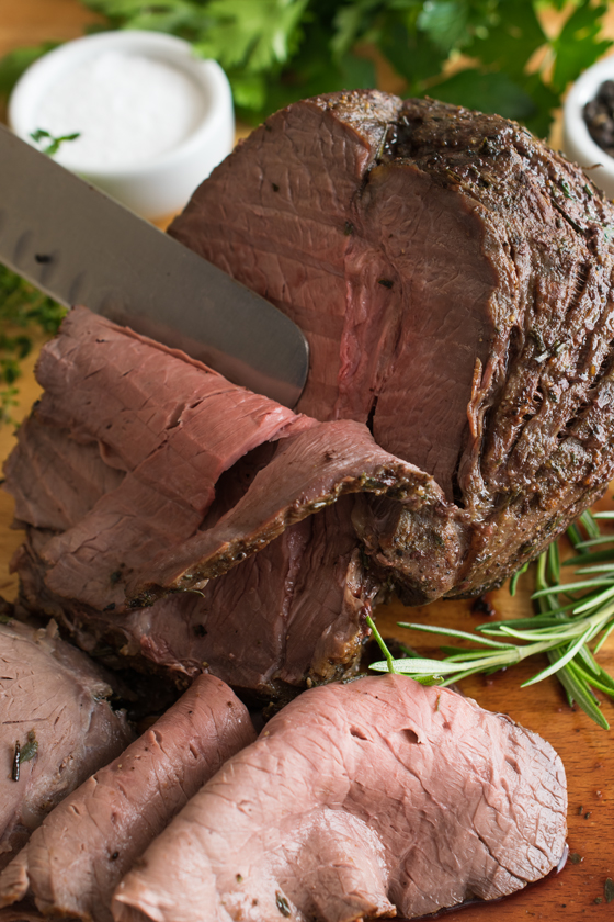 Top Of The Round Roast A Family Feast