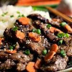 Bulgogi (Korean Beef Barbecue) - A Family Feast