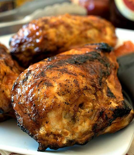 Perdue's Favorite Sweet and Smoky Chicken