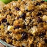 Jones Scrapple Corn Bread Stuffing - A Family Feast