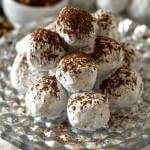 Bourbon Truffles - A Family Feast