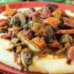 Garden Vegetable Ragout - A Family Feast
